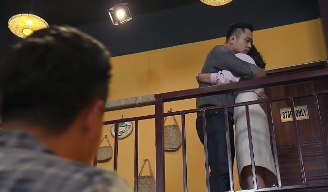 'Về nhà đi con' tập 73, Vũ tức ra mặt khi Dũng công khai nhận là bố nuôi của cu Bon