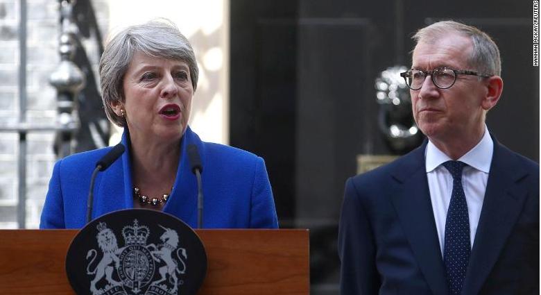 Ông Boris Johnson chính thức trở thành tân Thủ tướng Anh