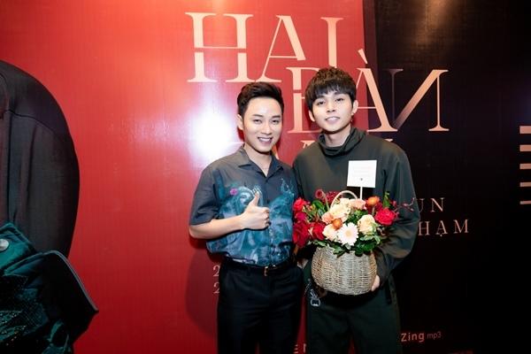 Jun Phạm,Nam Thư,Trúc Nhân,Quang Trung,Hai bàn tay