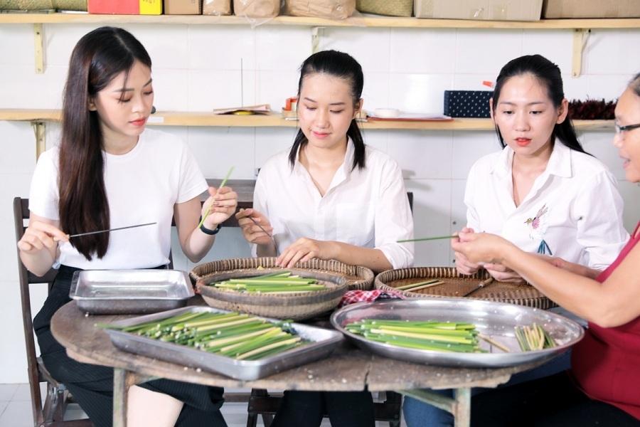 Hồ Ngọc Hà,Hồng Vân,H'Hen Niê,Quyền Linh,Phi Thanh Vân,Hương Tràm