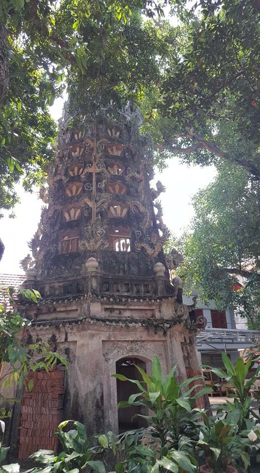 Bí mật trong ngôi chùa gần 400 tuổi ở Hà Nội