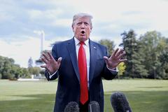 Ông Trump tuyên bố 'chiến thắng'