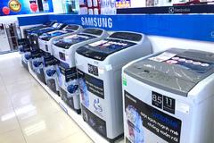 Siêu khuyến mãi đến 50% sản phẩm Samsung tại Nguyễn Kim