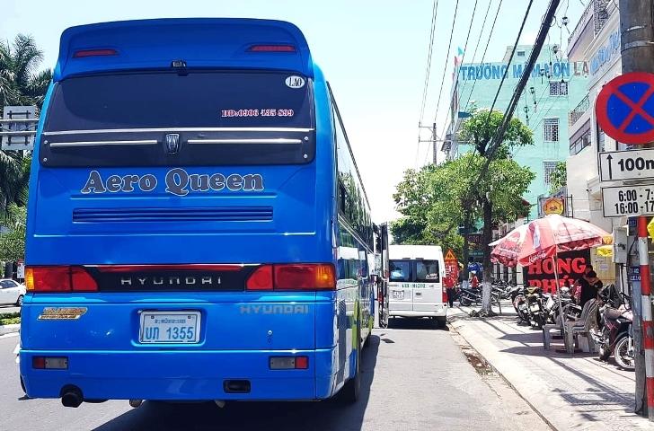 Đà Nẵng cấm xe khách trên 30 chỗ vào trung tâm từ 1/9