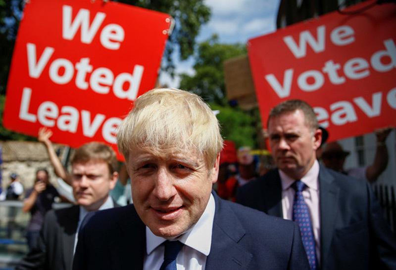 Anh,tân thủ tướng Anh,Boris Johnson,chân dung
