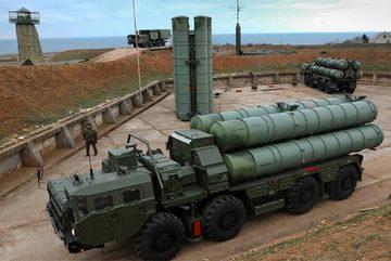 Nga chuyển giao 'rồng lửa' S-400 cho Trung Quốc