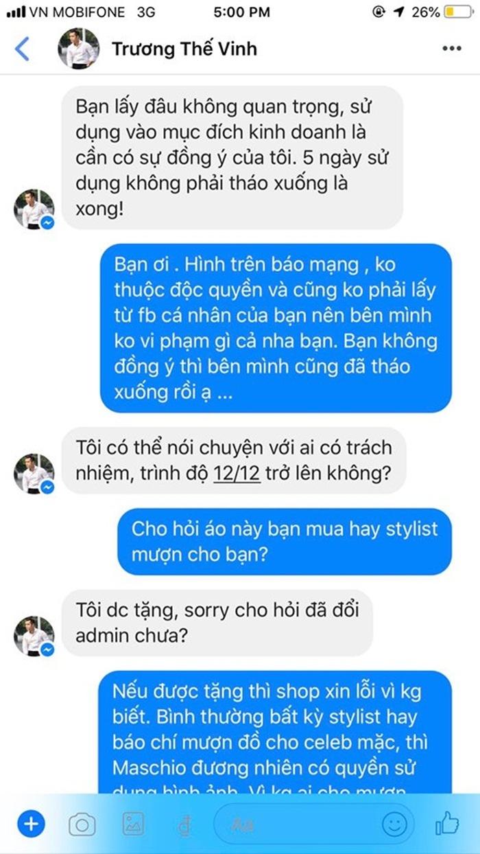 Trương Thế Vinh,Trần Tùng Anh