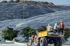Mùi hôi khắp Nam Sài Gòn, Bộ TN&MT lập đoàn giám sát bãi rác Đa Phước