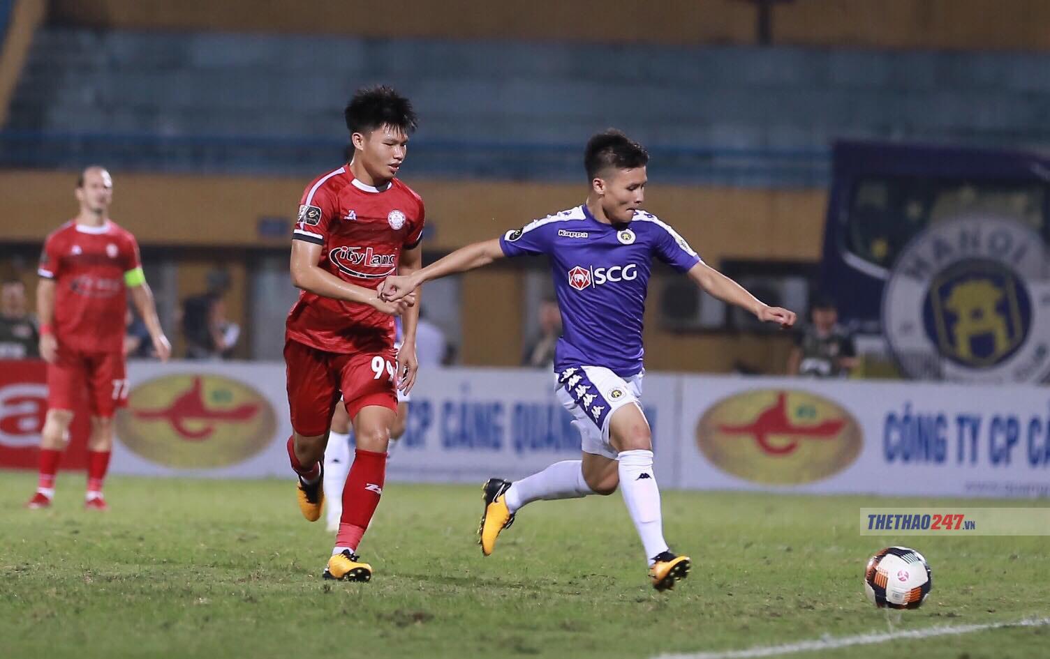 Xem trực tiếp 'chung kết' TPHCM vs Hà Nội ở đâu?