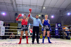 Vietnam's Duy Nhat reaches quarterfinals of World Muay Thai Championship