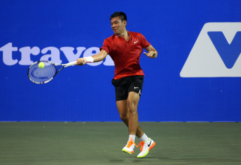 Vietnam's top tennis player suffers elimination from Men's Futures M25