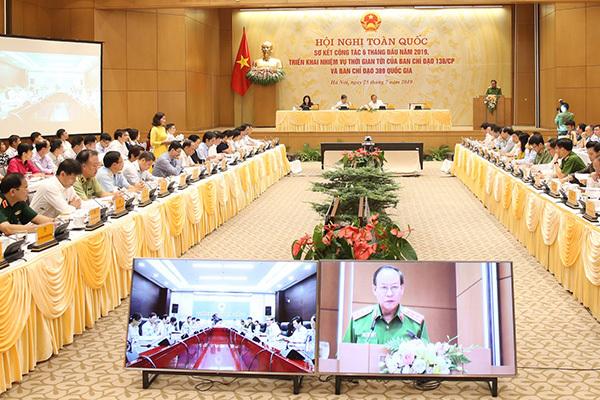 Phó Thủ tướng,Trương Hòa Bình,hàng giả
