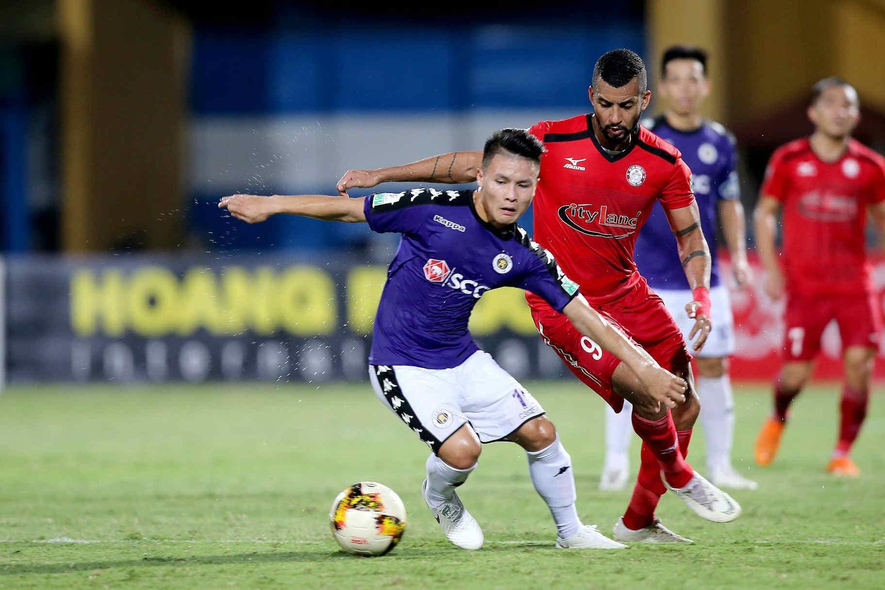Vòng 18 V-League, nóng TPHCM thách đấu Hà Nội