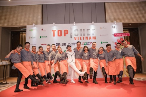 Top Chef 2019 to return to screens in Vietnam