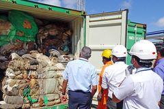 Phát hiện nội tạng, bộ phận người trong container từ Anh sang Sri Lanka