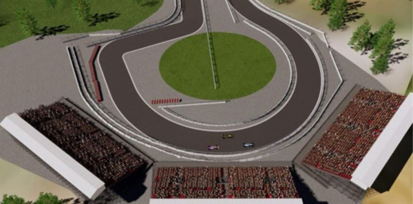 New images released of Hanoi's F1 circuit