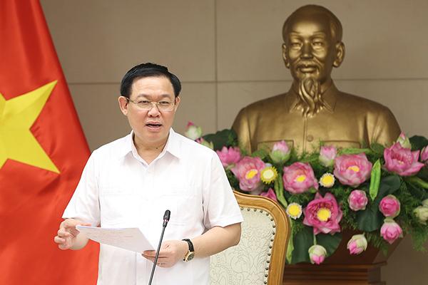 Phó Thủ tướng,Vương Đình Huệ,Giảm nghèo
