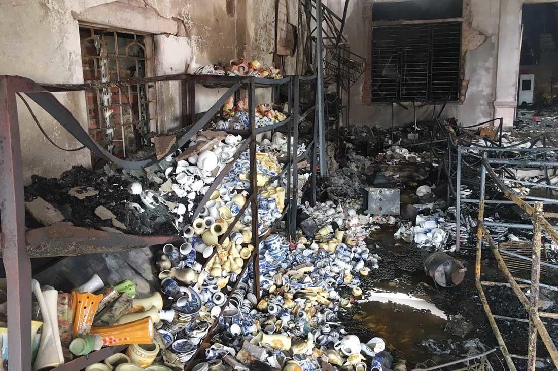 Nghệ An,hỏa hoạn,cháy nhà
