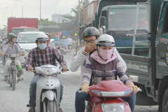 Vietnam lacks data for research to fight air pollution