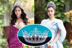 Đỗ Mỹ Linh, Tiểu Vy choáng ngợp vương miện 3 tỷ của Miss World Việt Nam