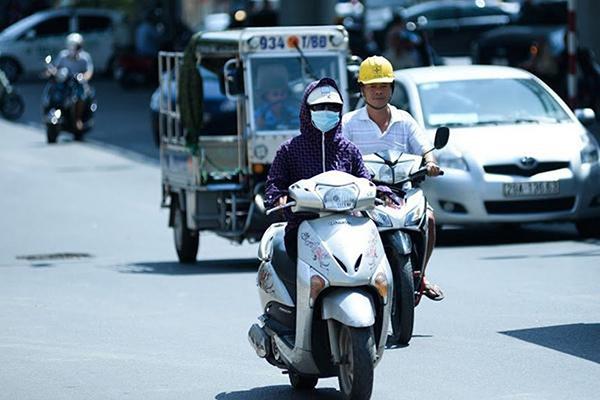 Dự báo thời tiết 26/7, Hà Nội ngày nắng, chiều tối mưa rào