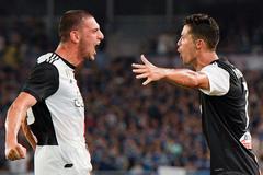 Ronaldo ngăn cản Juventus bán bạn mới cho MU
