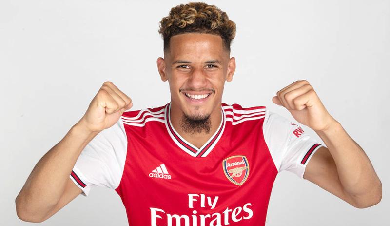 Arsenal rầm rập công bố hai tân binh