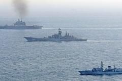 Hải quân Hoàng gia hộ tống tàu dầu Anh qua Eo biển Hormuz