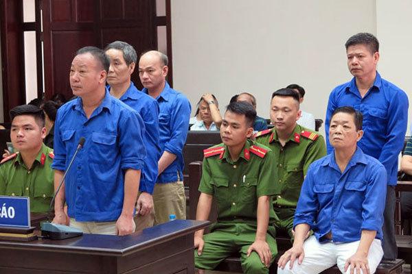 Hưng 'kính' và nhóm đàn em nhận 17 năm 6 tháng tù