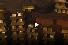 Bên trong mỏ vàng khổng lồ của Hitler