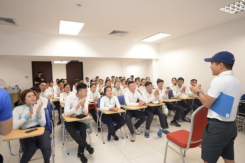 FLC Vietnam Masters 2019: Câu chuyện 'đặc biệt' về các caddie