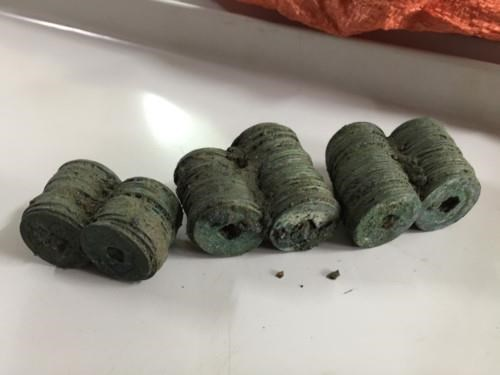 Over 100kg of ancient coins discovered in Yen Bai
