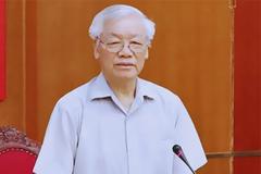 Kỷ luật và xử lý hình sự hơn 70 cán bộ diện Bộ Chính trị, Ban Bí thư quản lý