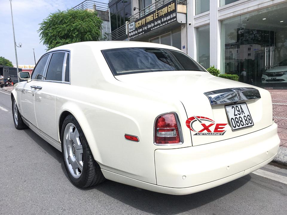 Rolls-Royce Phantom biển tứ quý 8 giá chỉ 9 tỷ đồng  ở Hà Nội