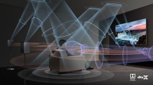 Mở thùng loa thanh Q90R: chất âm đỉnh cao cho giải trí tại gia