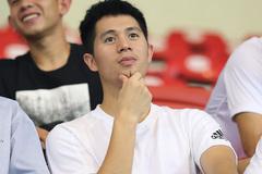 Đình Trọng báo tin dữ với HLV Park Hang Seo trước SEA Games