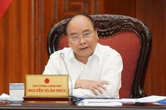 Thủ tướng: Một trận mưa lớn ở Hà Nội mà đã tắc hết đường