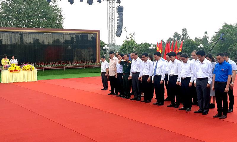 ngày thương binh liệt sỹ,tri ân,27/7,Bộ TT&TT,Bộ trưởng Nguyễn Mạnh Hùng