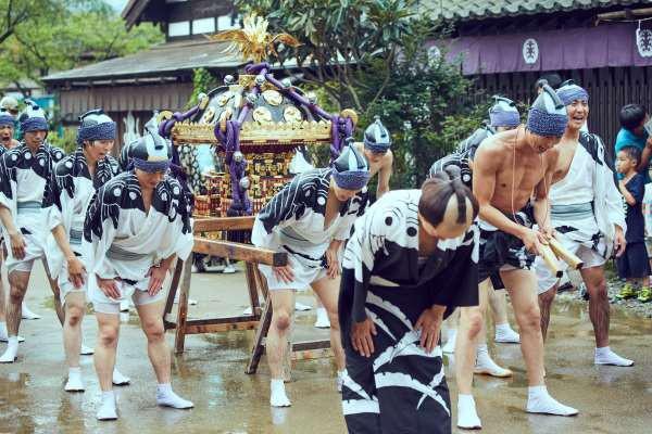 Tận hưởng mùa hè ở Edo Wonderland
