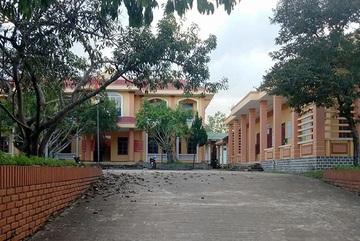 Bí thư, Phó bí thư, chủ tịch 1 xã ở Quảng Bình bị mất chức