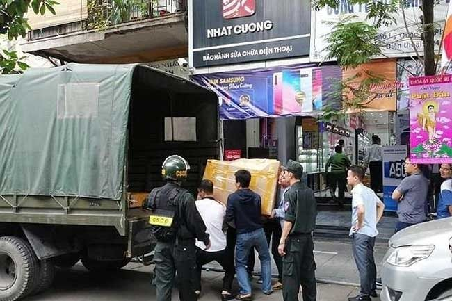 Hanoi Chairman told to provide information on Nhat Cuong Mobile case