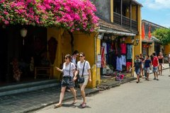 Hoi An among Asia's most picturesque towns