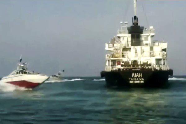 Iran,Ấn Độ,bắt tàu chở dầu,thủy thủ