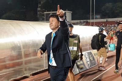 Thầy Chung nói điều bất ngờ khi hoà nghẹt thở Hà Nội FC