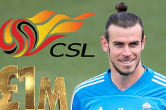 Gareth Bale đồng ý sang Trung Quốc hưởng lương cực khủng