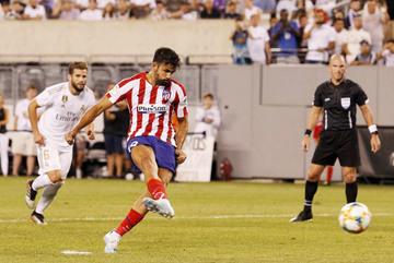 "Video Diego Costa nã 4 ""trái bom"" vào lưới Real Madrid"