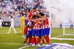 Real Madrid thảm bại kinh hoàng 3-7 trước Ateltico