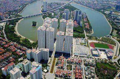 Điều chỉnh quy hoạch khu HH Linh Đàm, Bộ Xây dựng trả lời không thuộc thẩm quyền