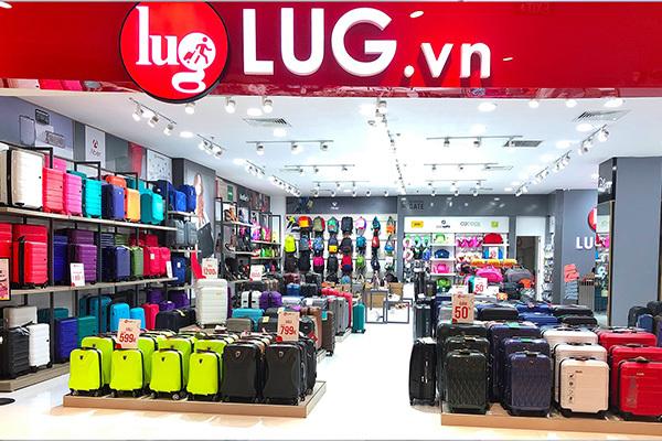 Khai trương store thứ 55, LUG nhiều cửa hàng hành lý nhất VN