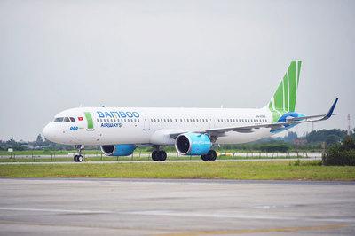 Khách tự ý mở cửa thoát hiểm, chuyến bay Bamboo Airways chậm giờ cất cánh